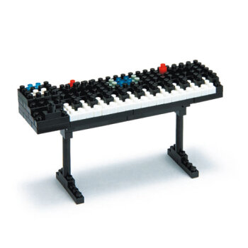 Nanoblock 3D-Puzzle Synthesizer