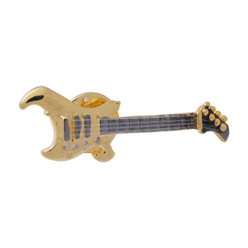 Pin Bass (vergoldet)