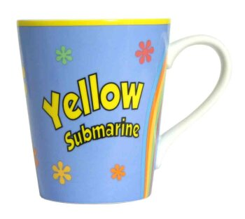 Kaffeebecher Yellow Submarine