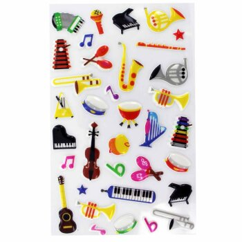 Sticker Orchester
